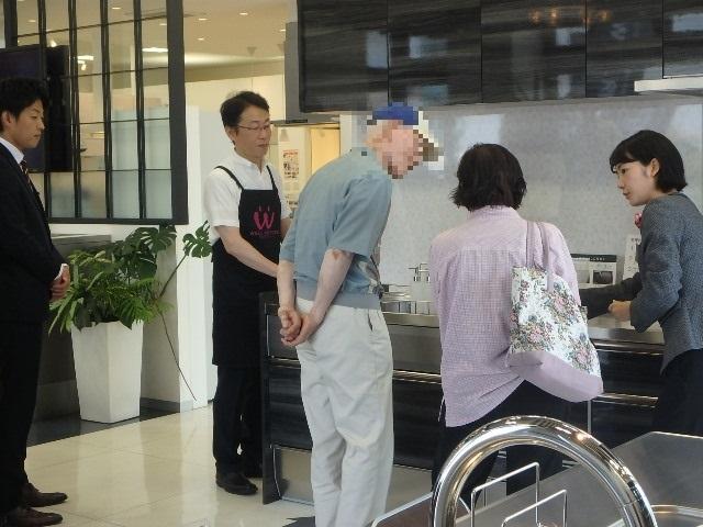クリナップ リフォーム相談会 キッチン交換
