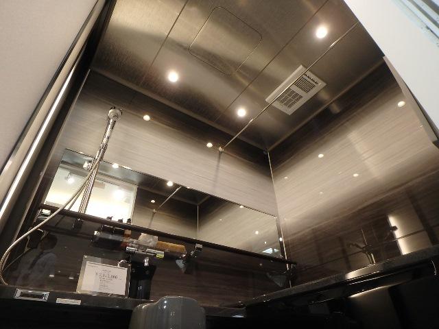 クリナップ お風呂 リフォーム 天井 ステンレス
