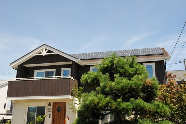 太陽光発電システム ウェルダンノーブルハウス