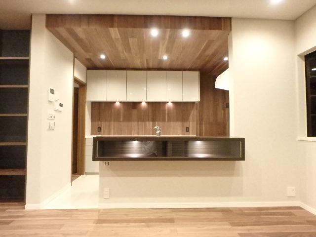 戸建て住宅 キッチンリフォーム